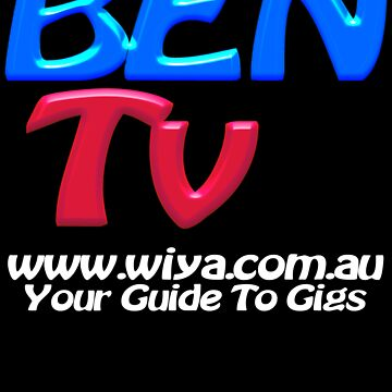 "BEN Tv ""Official Merchandise"" by BenTv"