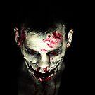 Stitchface self portrait 1 by David Knight