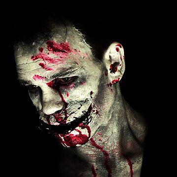Stitchface self portrait 3 by knightware