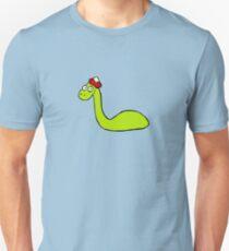 Loch Ness Monster Slim Fit T-Shirt