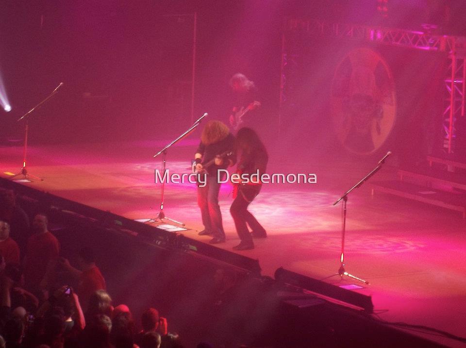 Megadeth 2 - Gigantour 2012 by Mercy  Desdemona