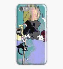 Kiki's Colourful Deliveries iPhone Case/Skin