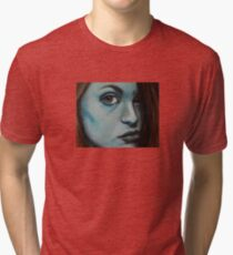 Face3 Tri-blend T-Shirt