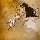 Sleepy Morning by Sophersgreen