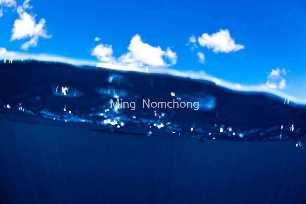 Sea and Surface by Ming  Nomchong