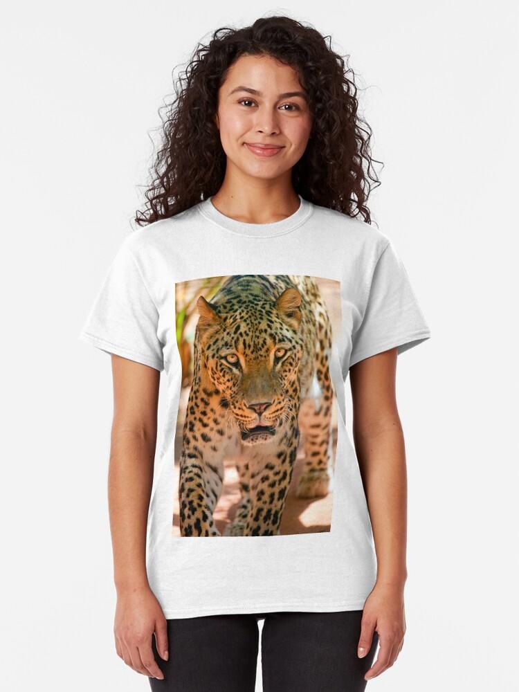 Alternate view of Persian leopard Classic T-Shirt