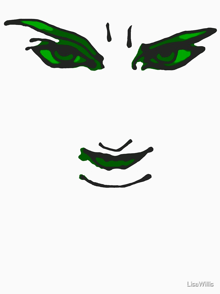 WATCHINGYOU green by LisaWillis