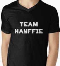 Hayffie Men's V-Neck T-Shirt