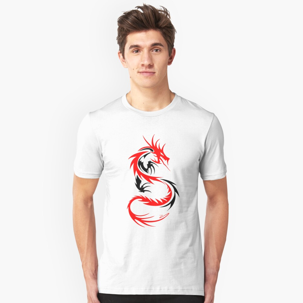 Dragon 1 Unisex T-Shirt Front