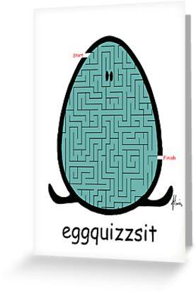 eggquizzsit by Mariette (flowie) van den Heever