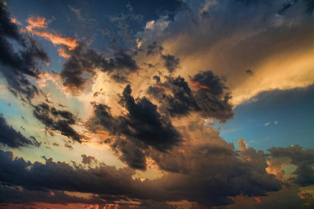 Cloud 20120812-106 by Carolyn  Fletcher