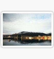 Tromsø Bridge, Norway Sticker