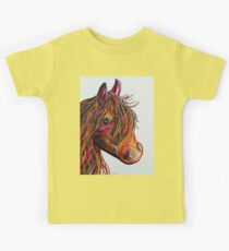 A Stick Horse Named Amber Kids Clothes