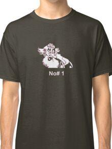 No# 1 Classic T-Shirt