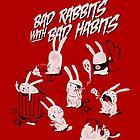 Bad Rabbits by mathiole