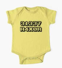 31337 H4X0R Kids Clothes