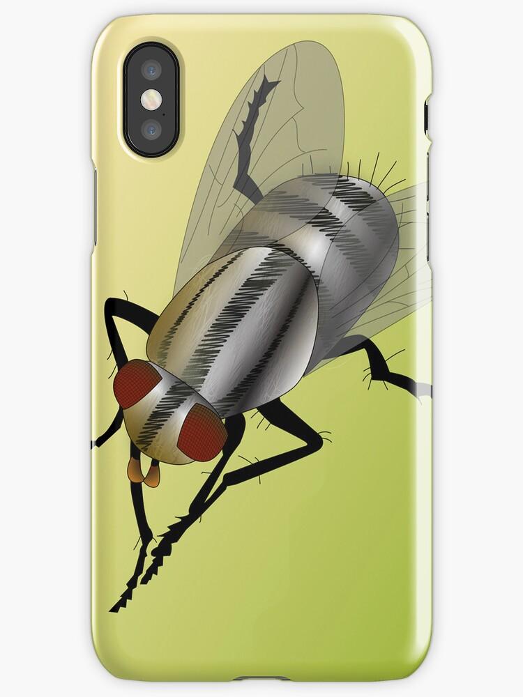 Digital Fly by pjwuebker