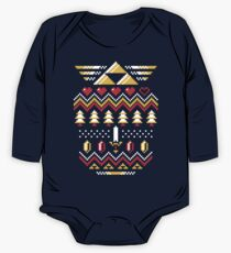 TRIFORCE HOLIDAY One Piece - Long Sleeve