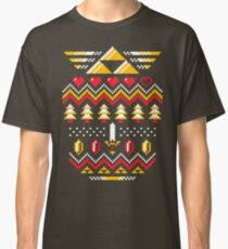 TRIFORCE HOLIDAY Classic T-Shirt