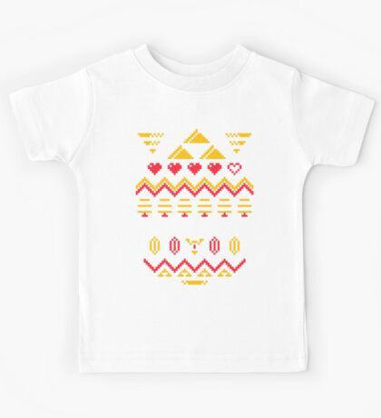 TRIFORCE HOLIDAY Kids Clothes