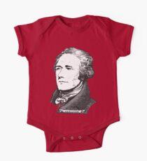 Body de manga corta Alexander Hamilton