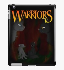 Gray Wing and Clear Sky - Warriors iPad Case/Skin