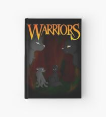 Gray Wing and Clear Sky - Warriors Hardcover Journal