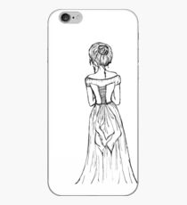 Lady in a Corset iPhone Case
