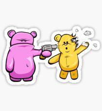 Drop Dead Ted Sticker