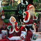 Christmas Shop Window by AnnDixon
