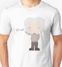 Excuse Me While I Science: Albert Einstein - E=mc² Equation Unisex T-Shirt