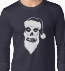 A Misfits Christmas Long Sleeve T-Shirt