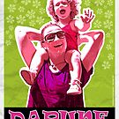 Daphne & Her Mother Dimitra by Konstantinos Arvanitopoulos