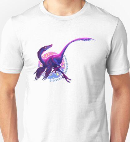 Bisexual Byronosaurus (with text)  T-Shirt