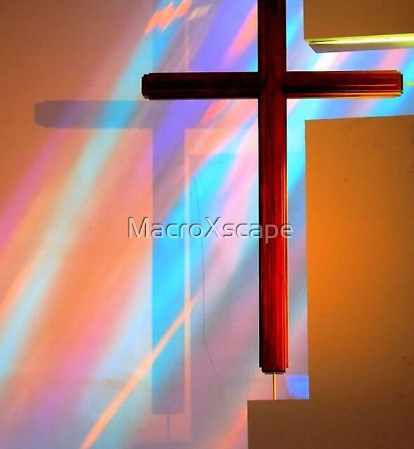 The Amazing Cross by MacroXscape