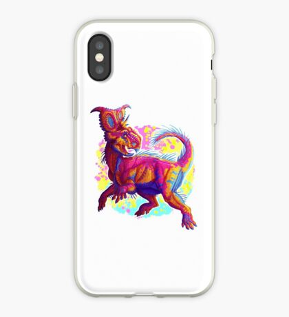 Pachyrhinosaurus (without text)  iPhone Case
