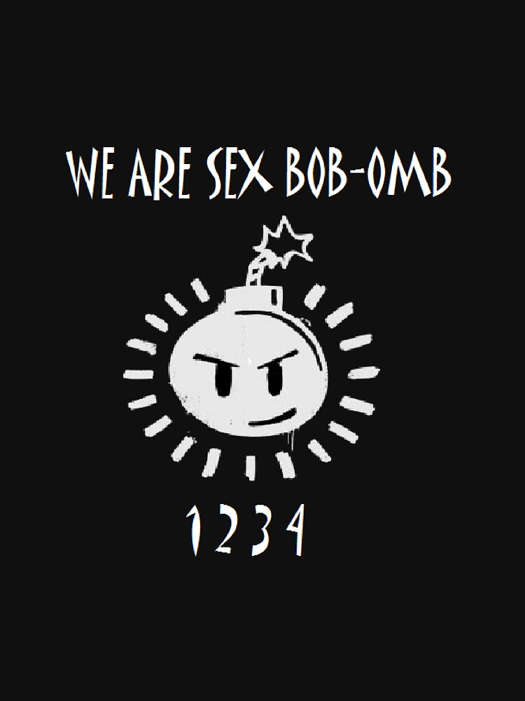 WE ARE SEX BOB-OMB by Nickster13
