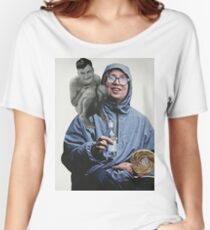 his eternal naked companion Women's Relaxed Fit T-Shirt