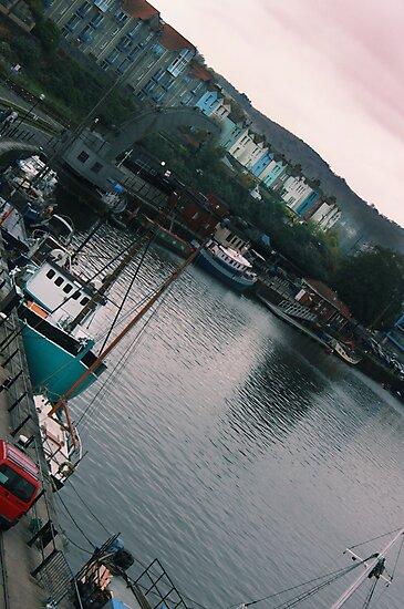 Docks by LilyRake