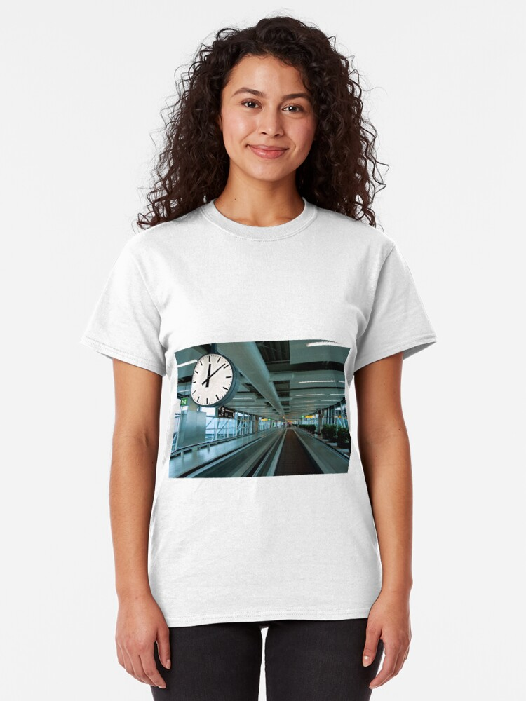 Alternate view of Departure Time 12:20 Classic T-Shirt