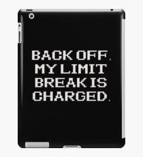 RPG - Limit Break iPad Case/Skin