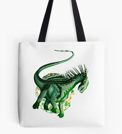 Amargasaurus (without text)  Tote Bag