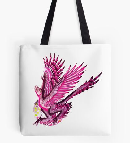 Graciliraptor (without text)  Tote Bag