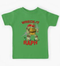 Wreck-It Raph Kids Tee