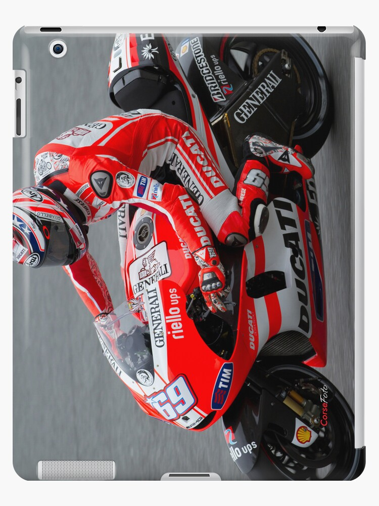 Nicky Hayden at laguna seca 2011 by corsefoto