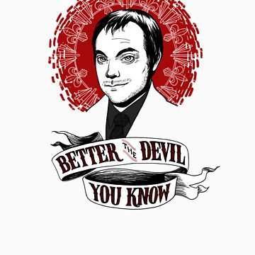 Better the Devil You Know by gingerhaole