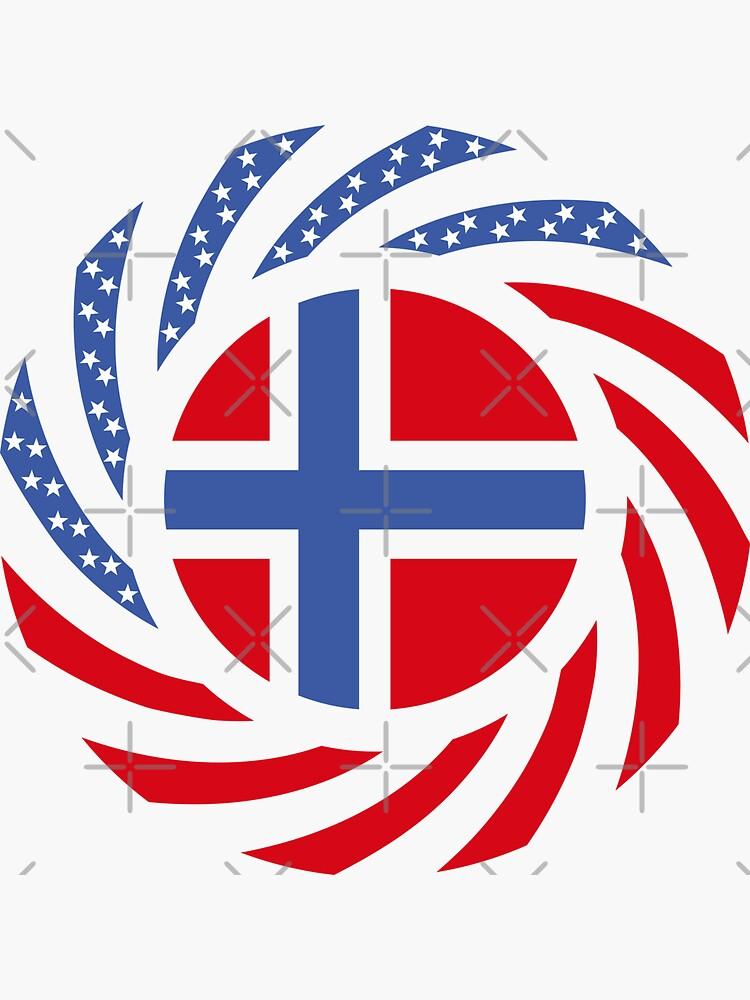 Bouvet American Multinational Patriot Flag Series by carbonfibreme
