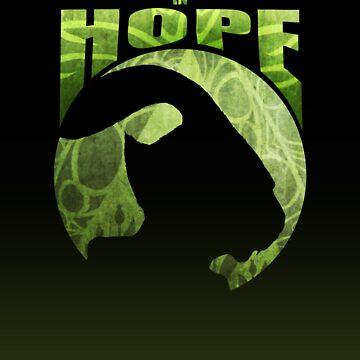 I Believe In Hope by Smachajewski