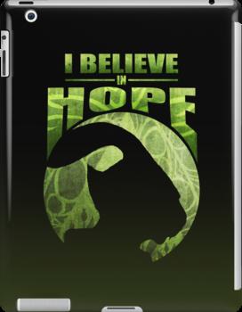 I Believe In Hope by Sara Machajewski