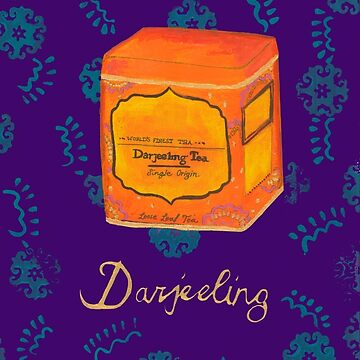 Darjeeling tea by francesrosey
